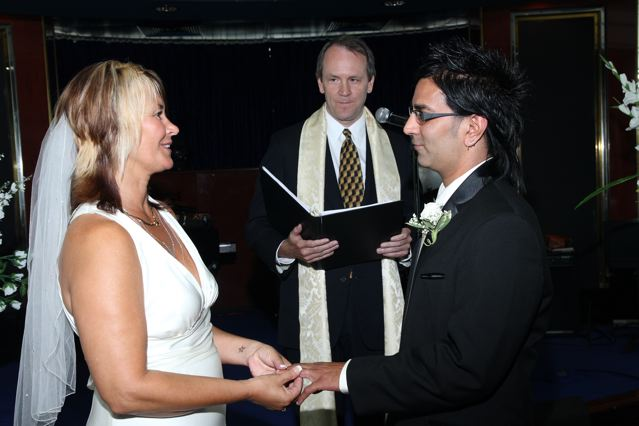 how to become a licensed wedding officiant